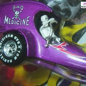 BAD MEDICINE TOM DANIEL TOY ZONE 1/43 - car-collector.net