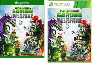 Jeux video: Plants VS Zombies Garden Warfare : 900p-60PS sur One !!