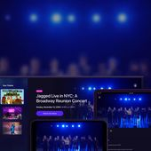 Stellar - Integrated Ticketing and Streaming for Online Live Events