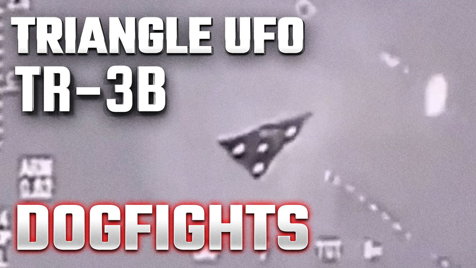 Jet Pilot Got Into a DOG FIGHT with Triangle UFO Over ISRAEL I UFO Sighting 👽