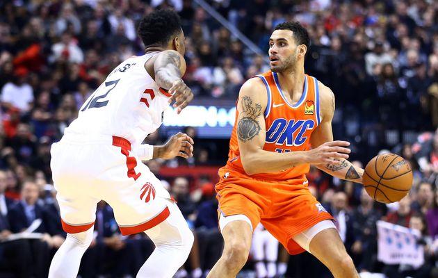 Oklahoma City Thunder : Abdel Nader impatient de porter le maillot de l'Égypte à l'AfroBasket