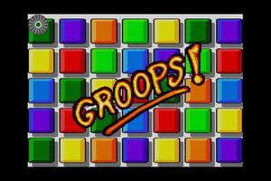 Amstrad CPC Longplay - Groops (Puzzle Game - 2007)