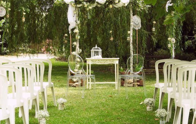 Comment choisir votre arche de cérémonie | Décoration mariage Montpellier