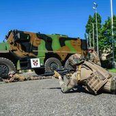"""FOB - Forces Operations Blog """" Des Griffon au 1er RI et au 13e BCA"""