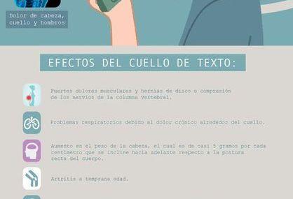 Efectos del Cuello de Texto