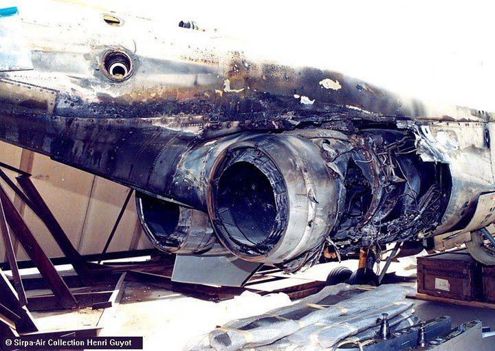 Quelques souvenirs de la guerre aérienne du Golfe
