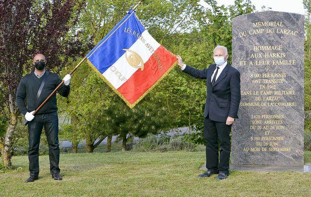 Commémoration nationale de l'abandon des Harkis à La Cavalerie (12)