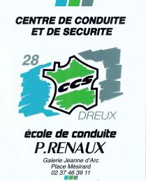 Planning semaine 8 au Dreux CC