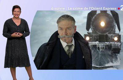 Anaïs Baydemir 18/10/2020 Journaux météo du soir