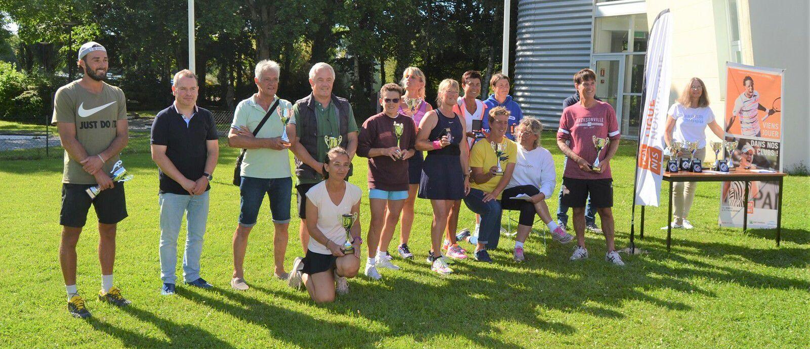 Championnats de Normandie 2021 Seniors+