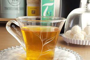 Test de la machine à thé MASTER.T SPECIAL.T by Nestlé