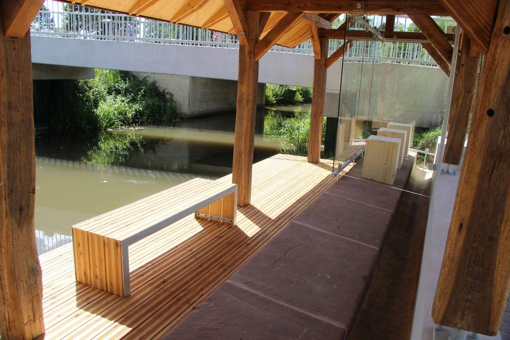 Des lavoirs sur le Canal de la Bruche (2)