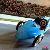 BUGATTI COURSE TYPE 35C 1928 RAMI 1/43. - car-collector.net