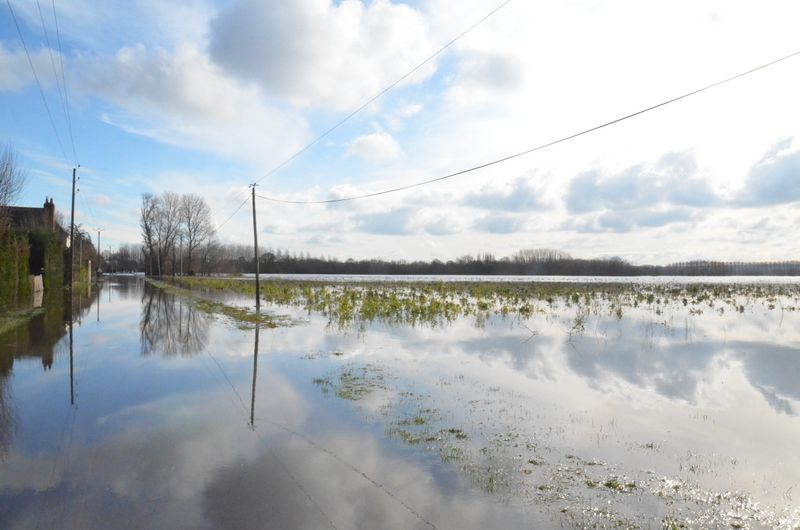 Les crues de février 2021 dans le Maine-et-Loire