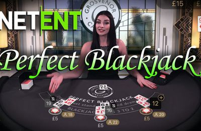 NetEnt lance le jeu de black jack en direct Perfect Blackjack