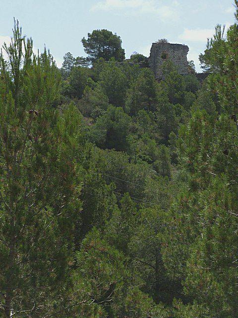 Diaporama château de SANTA MARGARIDA - El Castellot