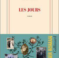 Les jours - Sylvain Ouillon