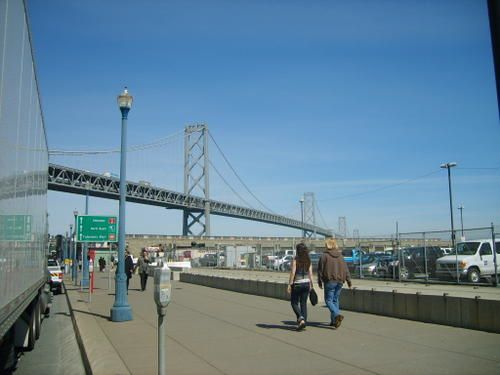 San Francisco : les ponts et le reste...