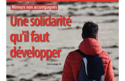 A la une de Liberté Hebdo n°1484