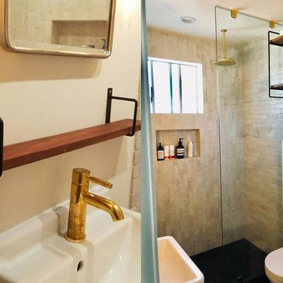 8 Shelf Ideas Popular for Bathroom Remodeling in Los Angeles