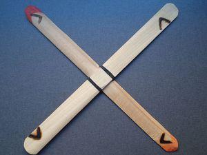 Tutoriel faire un boomerang simple