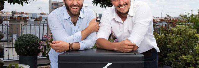 """Juan Arbelaez et Julien Duboué de retour dans une nouvelle saison de """"Cuisine impossible"""" dès le 7 août sur TF1"""