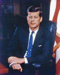 Message de John F. Kennedy : Il est de temps de réagir