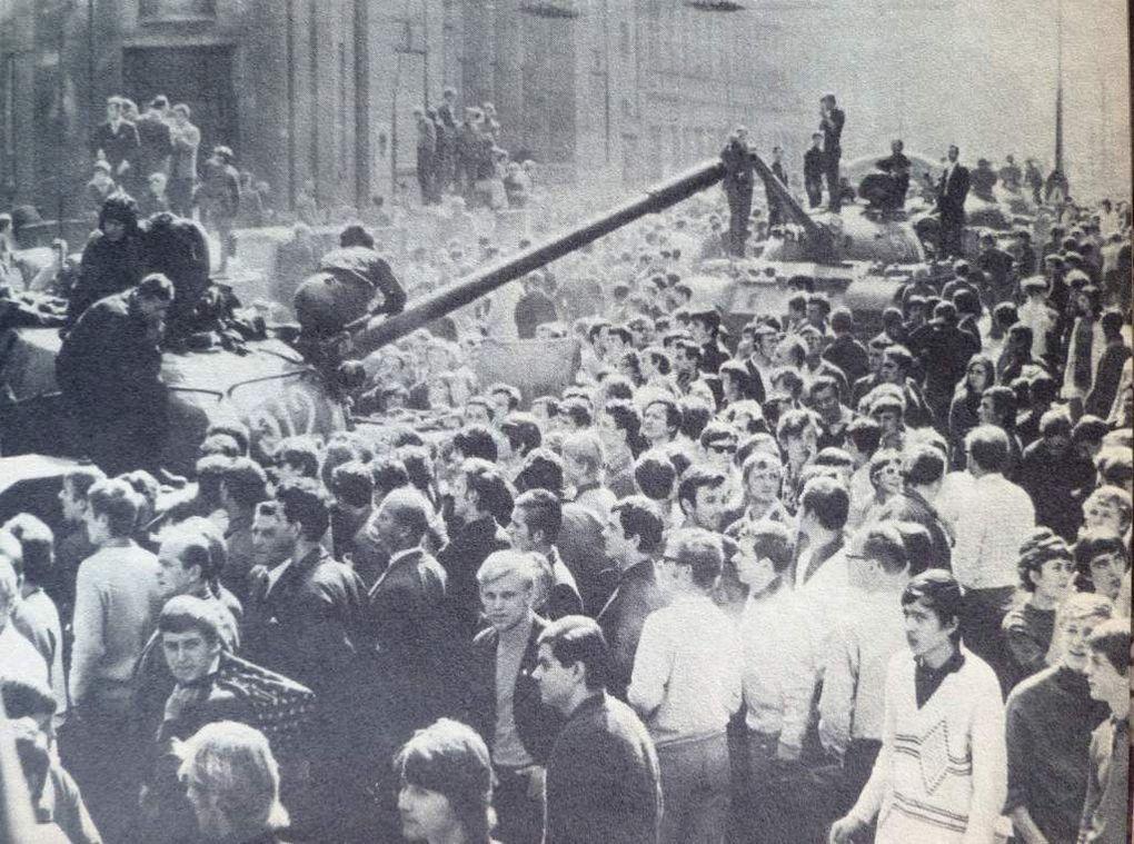Praga agosto 1968
