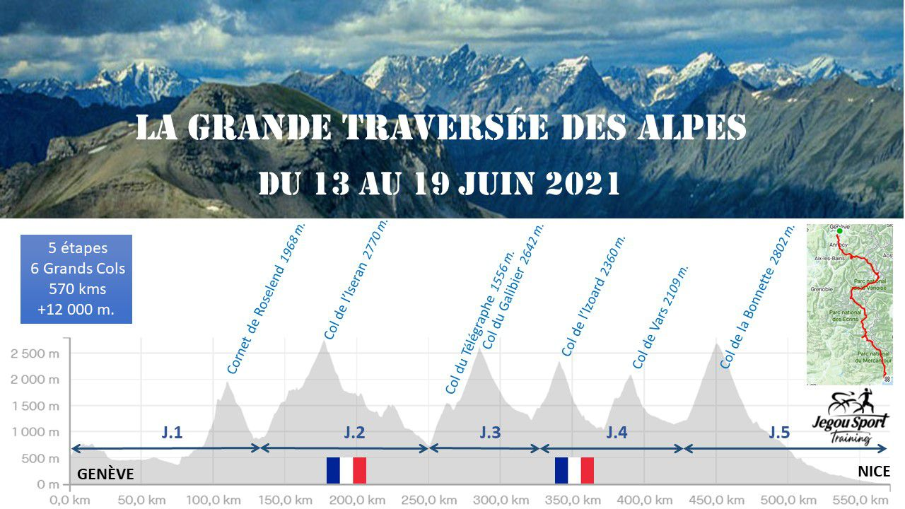 Stage montagne 2021