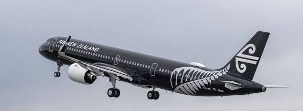 Inmarsat's GX Aviation powers one million free inflight passenger broadband sessions for Air New Zealand