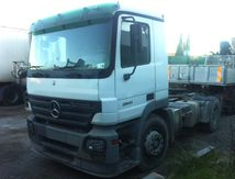Camion Mercedes Actros 2041 TRR