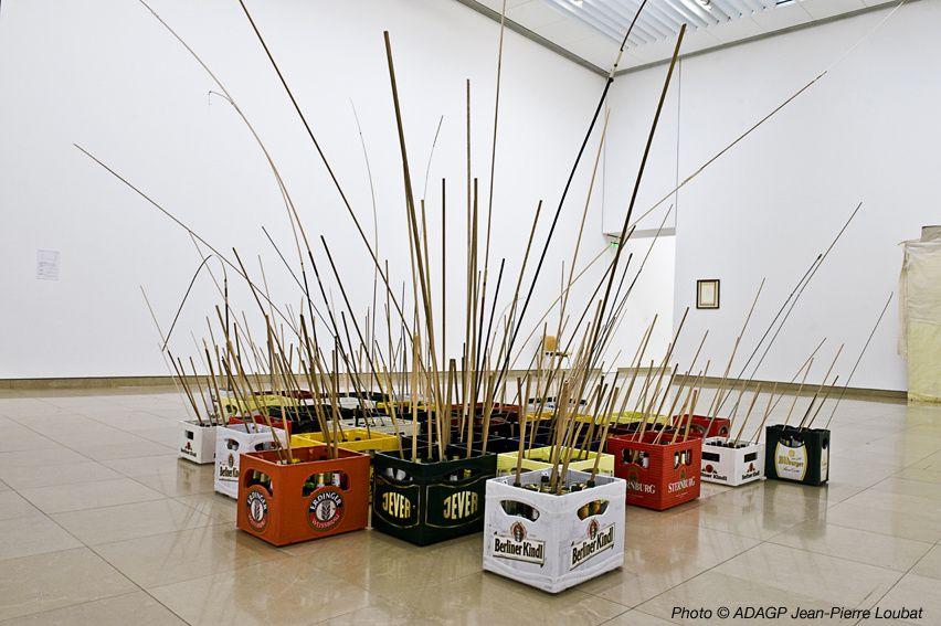 Exposition collective :  Carré d'Art de Nîmes