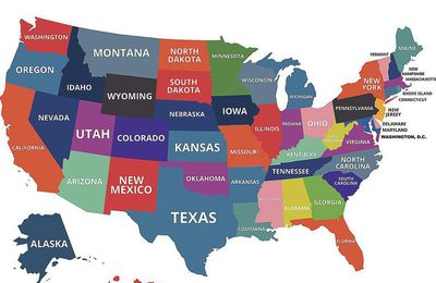 Discover American States
