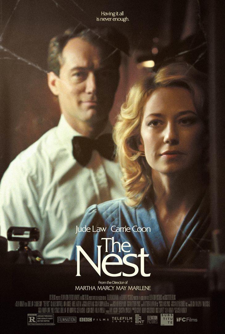 Critique Ciné : The Nest (2020)