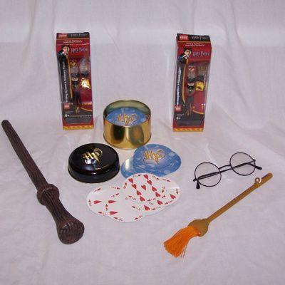 Trouver des jeux appartenant à la licence Harry Potter (adresses, bons plans...)