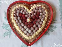 Tarte framboise et pistache
