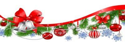 Bonnes fêtes de fin d'années à vous toutes et à vous tous