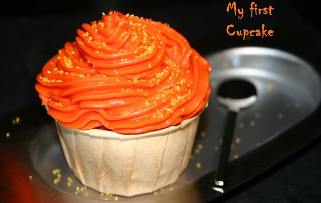 Recette n°55 : My first Cupcake !