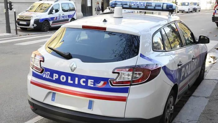 Voiture de police. VANESSA ROUANET / Albachiaraa - stock.adobe.com