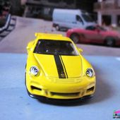 PORSCHE 911GT3 RS HOT WHEELS 1/64 - car-collector