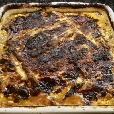 Lasagnes de courgettes au thon