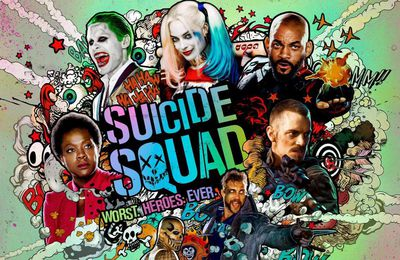 Suicide Squad, le coffret collector