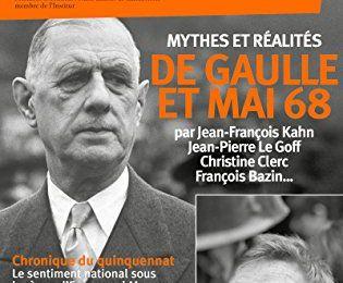 Entretien avec Jean-Michel Oughourlian dans la Revue des Deux Mondes Mai 2018