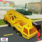 HERCULES MOBILE CRANE SUPER KINGS MATCHBOX - car-collector.net