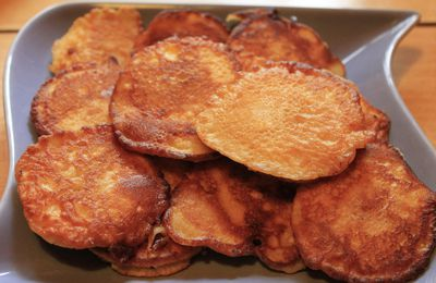 Ricetta Jahed: Frittelle deliziose
