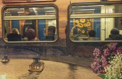 Métro de Moscou : portrait du passager