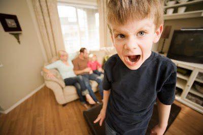 Psicología infantil: niños hiperactivos