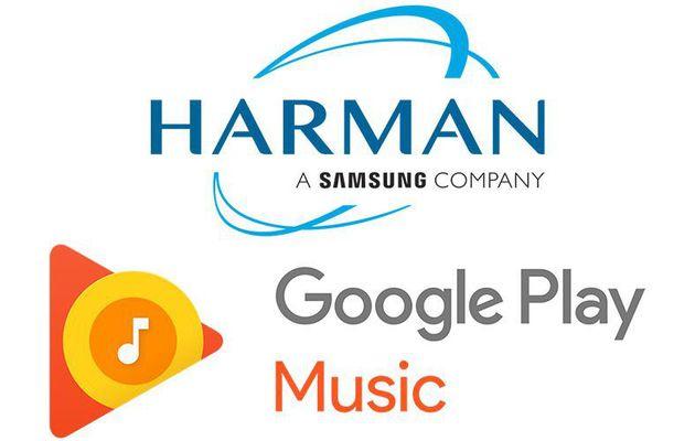 Co-branding : Harman va proposer l'accès au service Google Play Music