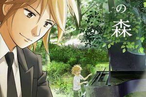 Point otaku mars : un piano dans la forêt, deux films d'animation et 3 animes SF