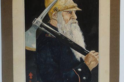 le plus ancien pompier de Colmar